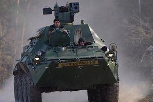 Thiết giáp chỉ huy BTR-3KSH của Ukraine có đáng 'xuống tiền'?