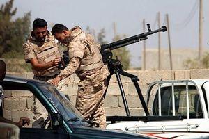 Chiến sự Libya: Căn cứ không quân quan trọng của ông Haftar bị tấn công