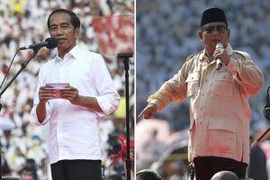 Bầu cử Tổng thống Indonesia: Trong cuộc đua song mã vào vị trí Tổng thống, lịch sử có lặp lại với ông Joko Widodo?