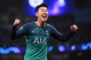 Son Heung-Min trên đường trở thành 'cầu thủ vĩ đại' nhất Hàn Quốc