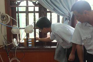 11 người Trung Quốc sử dụng máy kích sóng di động trái phép ở Quảng Ninh