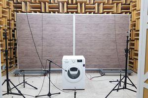 Samsung giả lập môi trường hoạt động của máy giặt với 150 tình huống thường gặp