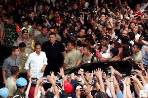 Kiểm phiếu nhanh bầu cử Tổng thống Indonesia: Ông Widodo dẫn đầu