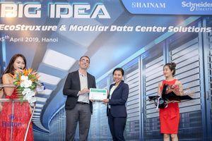 Schneider Electric IT Việt Nam ký kết hợp tác chiến lược với Công ty Cổ phần Kỹ thuật Công nghệ tự động Hải Nam