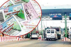 Triệt xóa đường dây làm giả hóa đơn thanh toán cước phí đường bộ