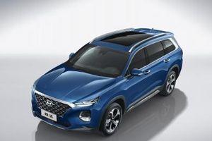 Những điểm đáng chú ý của Hyundai Santafe 2019 trục cơ sở dài vừa ra mắt