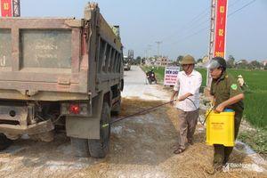 Huyện Quỳnh Lưu công bố hết dịch tả lợn châu Phi