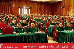 Đảng ủy BĐBP Hà Tĩnh triển khai các nghị quyết, chỉ thị của Trung ương