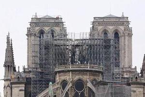 Vụ cháy Nhà thờ Đức Bà Paris: Các tổn thất không được bảo hiểm