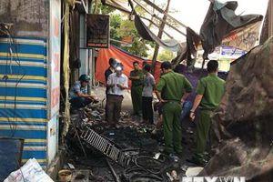 Hỏa hoạn tại cửa hàng xe máy điện ở Huế, 3 người thiệt mạng