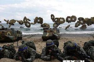 Truyền thông Triều Tiên chỉ trích các cuộc tập trận chung Mỹ-Hàn