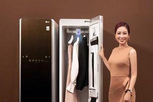 LG công bố tủ quần áo thông minh đầu tiên tại thị trường Việt Nam