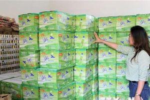 Gia Lai tịch thu gần 20.000 chai nước nha đam vi phạm bản quyền