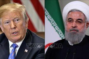 Tổng thống Iran yêu cầu Mỹ ngừng các lệnh trừng phạt