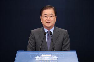 Hội đồng An ninh Hàn Quốc thảo luận cách xúc tiến hội đàm với Triều Tiên