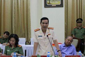 Chân dung Phó Giám đốc Công an TP. Hồ Chí Minh vừa được bổ nhiệm