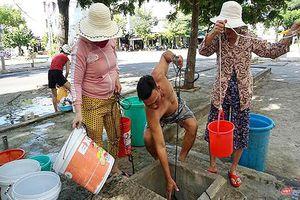 Sông Cầu Đỏ nhiễm mặn, Đà Nẵng lại đối mặt nguy cơ thiếu nước sinh hoạt