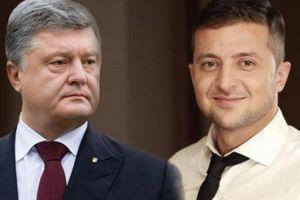 Bầu cử Ukraine: Ứng viên Zelensky nhận được 58% người ủng hộ