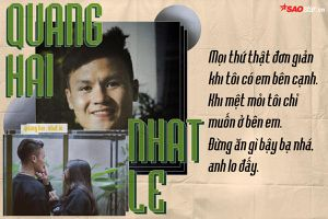 Tan chảy trước những câu nói ngôn tình của Quang Hải và 'dàn cực phẩm' của ĐTVN