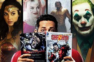 Sau 'Shazam!', DC Films sẽ trình làng những bom tấn nào tiếp theo?