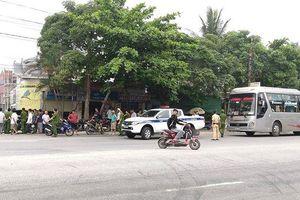 Chặn xe khách, hai nhóm đối tượng nổ súng gây náo loạn