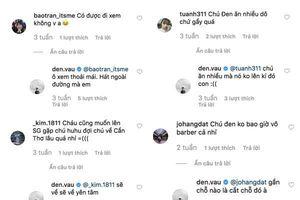 Có ai dùng Instagram như Đen Vâu, hết khoe 'giống lúa mới' lại đăng tìm mua… áo thun