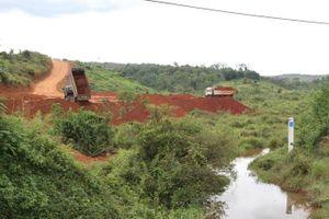 Đắk Nông: Thanh tra toàn diện về đất đai trên địa bàn thị xã Gia Nghĩa
