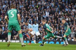Man City bị loại cay đắng ở Champions League