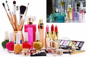 15 chất độc hại có thể có trong mỹ phẩm