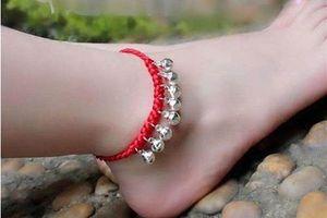 Ý nghĩa sợi dây đỏ mà cô gái Trung Hoa xưa đeo khi làm nghề nhạy cảm