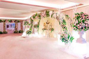 Cảm hứng cho mùa cưới với không gian tư vấn tiệc cưới 'Beyond Happiness'