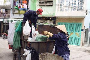 TP. Hồ Chí Minh: Bất cập phân loại rác tại nguồn