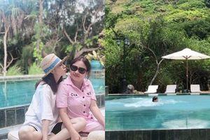 Cùng nhau check-in tại một địa điểm, Bảo Anh và Hồ Quang Hiếu đang 'yêu lại từ đầu'?
