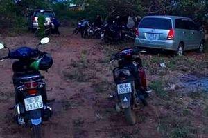 Bình Thuận: Cảnh sát bắt nhiều người đánh bạc