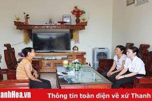 Hiệu quả tuyên truyền trong phòng, chống bạo lực gia đình ở huyện Thiệu Hóa