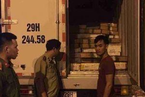 Bắc Giang: Bắt giữ, tiêu hủy 1,2 tấn thịt gà không rõ nguồn gốc