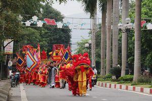 Khai hội đình - chùa Lạc Thanh