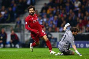Thắng Porto 6-1 sau hai lượt trận, Liverpool chạm trán Barca ở bán kết