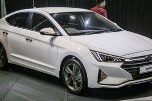 Hyundai Elantra 2019 nâng cấp ra mắt Malaysia, giá từ 614 triệu VNĐ