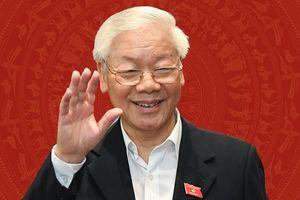 Tổng Bí thư, Chủ tịch nước Nguyễn Phú Trọng gửi điện mừng các lãnh đạo mới của Triều Tiên