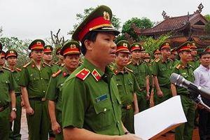Cục Cảnh sát hình sự sẵn sàng cho các trận đánh lớn