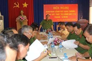 Quyết liệt đảm bảo TTATGT ở Tây Ninh