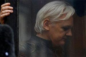 Julian Assange- câu trả lời cho 'nghi án' Nga can thiệp bầu cử Mỹ