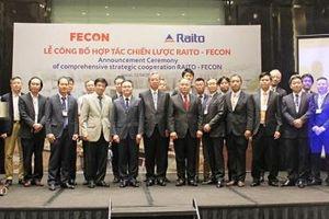 Thương vụ Raito mua 19% cổ phần: Bước đi chiến lược của FECON