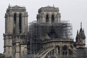 Điều tra nguyên nhân hỏa hoạn Nhà thờ Đức Bà Paris: Tiết lộ thêm nhiều manh mối mới