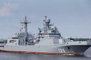 Nga sẽ chế tạo tàu sân bay trực thăng đầu tiên dựa trên tàu chiến Ivan Gren vào năm 2024