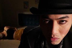 Cảnh soái ca của 'Quỳnh búp bê' gây 'sốc' trong vai tội phạm biến thái