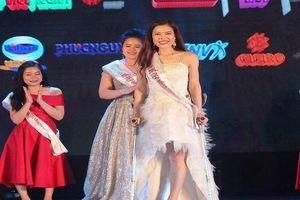 Hoa hậu khuyết tật 2019 là cô gái nhảy trên một chân