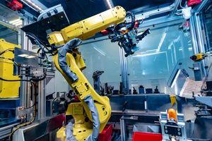 Robot tái chế iPhone của Apple