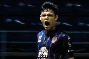 Highlights Thai League: Buriram United 1-1 Trat